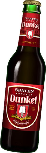 Spaten Dunkel is a Munich Dunkel Lager out of Munchen (Munich) Germany.  This is an import from Spaten-Franziskaner-Brau (InBev).  The color is dark red with a slight head.  This gives off a malty bready nose with some herbal notes.  The taste could stand to be a bit more complex and deep, but the malty and bready notes are nice.  The bitter hops come out at the back end and it finishes dry and pleasant.  Nothing fancy here, just a classic lager, easy to drink and enjoy.