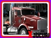 Other Games >> American Truck - :: Play Action Games :: Online Pc Games, Heavy Truck, New Trucks, Play, American, 2d