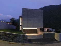 HOUSE IN LUMINO, TICINO, SWITZERLAND | Davide Macullo Architects