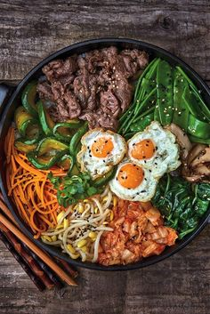 A fantastic collection of Korean recipes, from a hearty bibimbap recipe to easy beef bulgogi. Learn how to make kimchi, too, with a fantastic and varied selection of kimchi recipes.