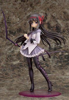 Homura Akemi: you are not alone!  https://www.facebook.com/TheNewDollTimes