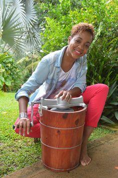 Tatie Maryse, blogueuse et créatrice culinaire