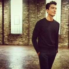 When he simply stood around and looked like an actual angel. | 43 Times Daniel Henney Ruined You For Other Men