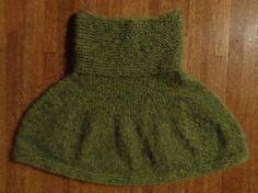 Capelet/Cowl in Kidsilk Haze Trio knit by Deborah Cooke