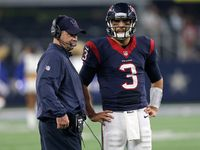 Bill OBrien: 9-7 is not the bar for Houston Texans