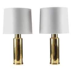 Pair of Table Lamps by Luxus