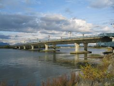 2 Road bridge connecting Richmond to Vancouver through Vancouver's International Airport. Picture Boards, International Airport, Vancouver, Bridge, City, Pictures, Image, Photos, Bro