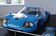 Le Mans, Matra, Alpine Renault, Old Race Cars, Car Museum, Sports Car Racing, Top Cars, Courses, Vintage Tops