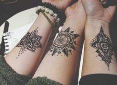 Quelle est la signification du tatouage mandala Plus