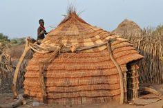 toposo tribe southern sudan, preparing for the rainy season