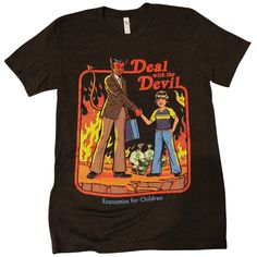 'Deal With the Devil' Shirt