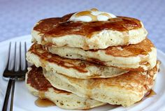 My Go-To #Recipe for Perfect Homemade Pancakes