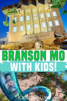 Are you thinking about a trip to Branson, Missouri? And you have kids? Well, Branson is a very family-friendly destination! There are so many things to do in Branson with kids! Branson is most known for its shows and fun activities around town. I will not be able to list everything there is to do in Branson because there are so many attractions in one area! | Planning Away @planningaway #bransonfamilyvacation #bransonmissouri #whattodoinbranson #mustdobranson #planningaway Library Activities, Fun Activities, Travel With Kids, Family Travel, Travel Usa, Travel Local, Free Travel, Stuff To Do, Things To Do
