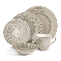 Mateus Dinnerware - Dinnerware - Dining & Entertaining - Home - Bloomingdale's from bloomingdales. Saved to Tabletop. Contemporary Dinnerware, Wedding Wishlist, Beautiful Table Settings, Pottery Plates, Dish Sets, Coffee Set, China Patterns, Flatware Set, Kitchen Accessories
