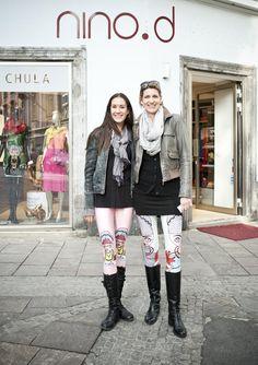 Die mexikanische Künstlerin Norma Andreu entwirft unter dem Namen Cara Carmina. Im Modestore nino.d werden im Mai zwei Produkte vorgestellt: die Frida Leggins und die Frida Dolls, die beide von der mexikanischen Malerin Frida Kahlo inspiriert sind. #dmg16 #design #mode #graz #styria