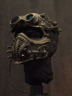 #steampunk Bruce D. Mitchell Conceptual Executioner: Cove-rage, 2004  http://conceptualexecutioner.blogspot.com/2010/10/cove-rage-2004.html  https://www.facebook.com/Steampunk-Life-152695485554857/?modal=admin_todo_tour #steampunk #art #cosplay #scifi #fashion #hot #sexy