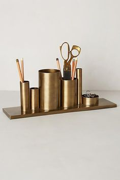 Anthropologie Codify Pencil Holder