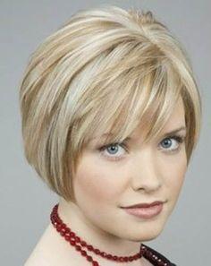 Empat Tips Memilih Model Rambut Yang Sesuai Untuk Wanita Gemuk