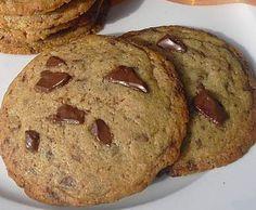 Rezept Cookies wie bei Subway von MeFi88 - Rezept der Kategorie Backen süß