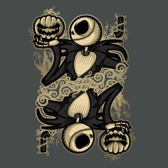 Nightmare Before ChristmasJack Storm Mounted and Framed Print 30 x 40 cm Multi-Colour