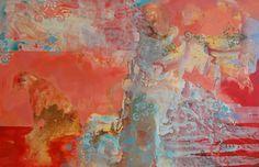 Norwegian artist, Henriette Finne Abstract, Artist, Artwork, Painting, Summary, Work Of Art, Auguste Rodin Artwork, Artists, Painting Art