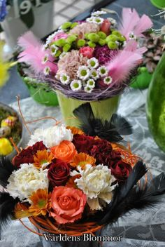 Världens Blommor Blomsterhandlare i Landskrona