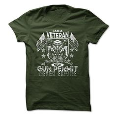 Limited Edition Im a Veteran Shirt #veteran