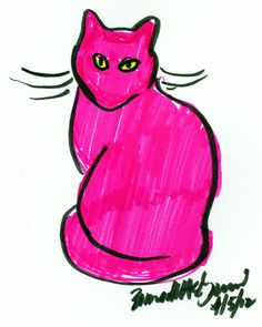 The Creative Cat - Breast Cancer Awareness for Cats—Spay Early