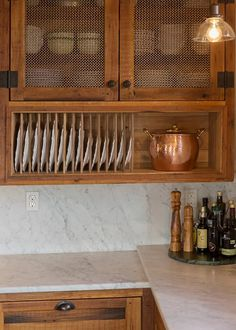 Kitchen of the Week: Found Objects and Old Italian Farmhouse Charm