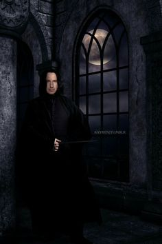 Severus Hermione, Snape Harry Potter, Severus Rogue, Harry Potter Fan Art, Harry Potter Fandom, Harry Potter Characters, Lucious Malfoy, Snape Always, Alan Rickman Severus Snape