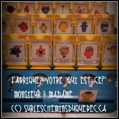 Madame C, Monsieur Madame, Board Games, Crafts For Kids, Animation, Diy, Serpent, Four, French