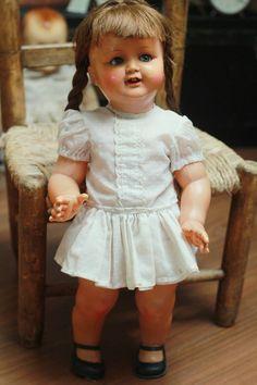 Poupée Parisette Petit colin FOR SALE • EUR 60,00 • See Photos! Money Back Guarantee. Je vous présente une jolie poupée Petit colin haute de 47.5 cm en celluloïd.Elle a très joli visage aux couleurs très fraîches, aux yeux dormeurs et aux cils présents. Le 282467344073