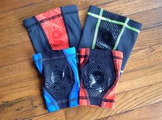 Non-slip arm sleeves for yoga. Men's colors. Order your set at gurooactive.com today!