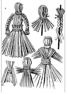 Pin by Morgana Krinsley on Lammas Corn Husk Crafts, Yarn Crafts, Diy And Crafts, Arts And Crafts, Willow Weaving, Basket Weaving, Paper Dolls, Art Dolls, Corn Dolly