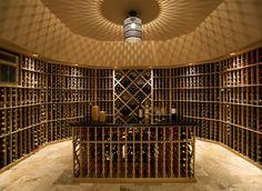 ARCHI : Découvrez les plus belles caves à vin! | E-TV