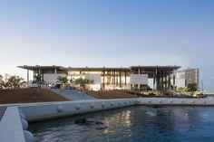 Perez Art Museum Miami. Designed by the Swiss duo of Jacques Herzog and Pierre de Meuron