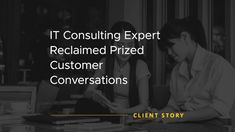 IT Consulting Expert Reclaimed Prized Customer Conversations [Case Study] Email Marketing Campaign, Email Marketing Services, Email Marketing Strategy, Data Cleansing, Time Website, Lead Nurturing, Technology Consulting, Marketing Process, Software Support