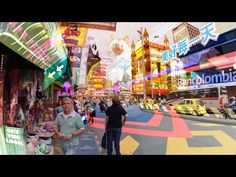 One artist's vision of how our futures could be dominated by #AugmentedReality, the technology used in #PokemonGo