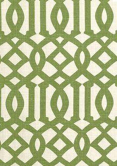 Kelly Wearstler Imperial Trellis fabric