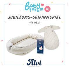 Der Schlaf ist für Babys von großer Bedeutung, er trägt zu einer gesunden Entwicklung bei und hilft ihnen, die Eindrücke des Tages zu verarbeiten. Deshalb könnt ihr diese Woche ein wunderbares Paket von ALVI gefüllt mit hochwertigen Produkten für süße Träume gewinnen. 🥳 Zu gewinnen gibt es ein großes Paket gefüllt mit: - 1 x Baby-Mäxchen® Starfant - 1 x Schlummer-Nestchen - 1 x clean&dry Schlafsack-Cover ➡️ Du möchtest mitmachen? Hier geht's zur Anmeldung:
