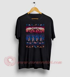 Ugly Stranger Things Custom T Shirts Superstar Outfit, Stranger Things Shirt, Custom Made T Shirts, Movie Shirts, How To Make Tshirts, Cheap Shirts, Shirt Price, Custom T, Being Ugly