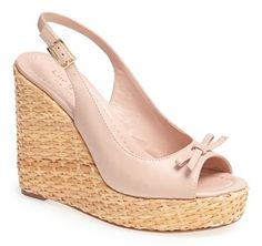 Kate Spade wedge sandals @Nordstrom  http://rstyle.me/n/fqqskpdpe