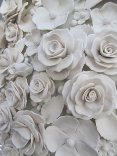 Exsquisitely handcrafted delicate white porcelain flowers created by exsquisitely handcrafted delicate white porcelain flowers created by vladimir kanevsky nights in white satin pinterest white porcelain porcelain and mightylinksfo
