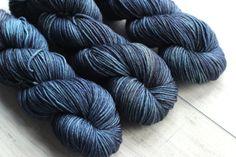 Blue Mountain DK: 100% Superwash Merino Handpainted Yarn