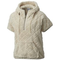 Fire Side Sherpa Shrug - Pulovere, sweatshirt - Topuri - Femei - Dockyard