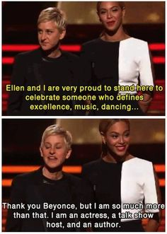 Ellen Degeneres ALWAYS has the BEST comebacks!!