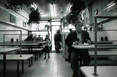 Dennis Waterman at G. Kelly's in Bow Jellied Eels, Pie And Mash, Pie Shop, Bethnal Green, Sandwich Shops, Old London, British, Bow