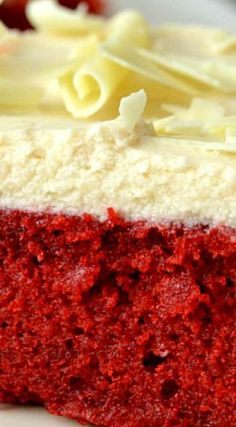 Best Red Velvet Cake with Boiled Frosting Moist soft and fluffy with a vanilla cooked frosting thats traditional to Southern red velvet cakes this cake is a must-make! Southern Red Velvet Cake, Best Red Velvet Cake, Red Velvet Cake Moist, Red Velvet Cakes, Red Velvet Cake Frosting, Sheet Cake Recipes, Cupcake Recipes, Sheet Cakes, Cookie Recipes