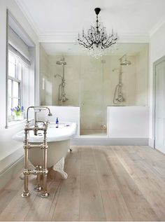Note Wide Plank Ash Grey Floor Boards Bathroom Wood
