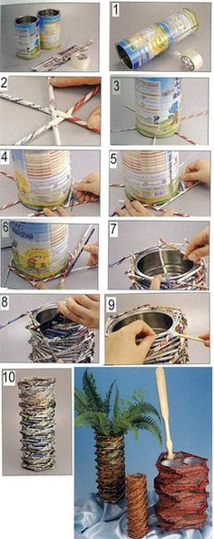 Looking for some cool crafts for teens to make and sell? These cheap, creative and cool DIY projects are some of the best ways for crafttosell craft diycraft 575053446166705409 Recycled Paper Crafts, Recycled Magazines, Newspaper Crafts, Newspaper Basket, Fun Crafts, Diy And Crafts, Arts And Crafts, Cool Diy Projects, Craft Projects